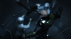 """Halo 4 """"Scanned"""" Official Live Action Trailer"""