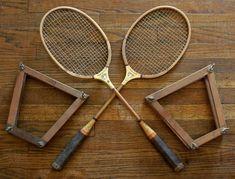 Wright & Ditson Badminton Rackets