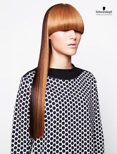 Mono Mods Long. Essential Looks Spring-Summer 2013. Schwarzkopf Professional.