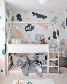 15 creative hacks of the Ikea Kura bed Mydal Ikea, Ikea Kura Hack, Ikea Loft Bed Hack, Ikea Hacks, Ikea Hack Lit, Minimalist Kids, Kura Bed, Kids Room Design, Little Girl Rooms