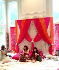 70 ideas party planning tips events Punjabi Wedding Decor, Desi Wedding Decor, Wedding Hall Decorations, Marriage Decoration, Wedding Mandap, Backdrop Decorations, Diy Backdrop, Wedding Receptions, Backdrops