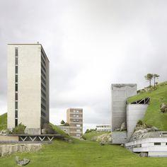 Le case impossibili di Filip Dujardin: (dis)location in mostra a San Francisco…