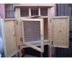 for -Pigeon kit coop (good for