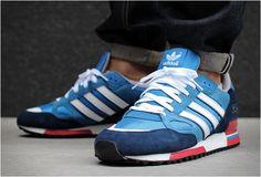 Adidas ZX750 Bluebri