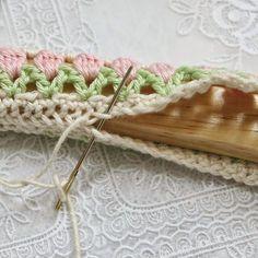 Crochet - Yarn - Vintage - Crochet Patterns - Amsterdam and Haarlem - Retro - Craft - Crochet Designer - Crafting - Cotton and Bamboo Crochet Coat, Love Crochet, Crochet Gifts, Crochet Clothes, Crochet Flowers, Vintage Crochet Patterns, Knitting Patterns, Pinterest Crochet, Crochet Projects