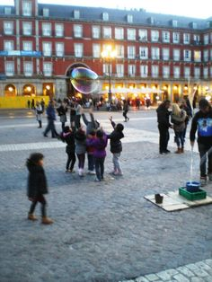 Plaza Mayor - enero 2016 - (Por Ángel Herrera Redolat).