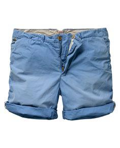 Bright chino short - Shorts - Scotch & Soda Online Shop