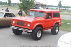 From the 2011 #HRPT #Ford #Bronco