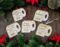 Blue Scrubs Personalized Christmas Ornament / Nurse Christmas | Etsy Paper Christmas Ornaments, Wood Ornaments, Felt Christmas, Christmas Decorations, Christmas Ideas, Christmas Yard, Etsy Christmas, Primitive Christmas, Christmas Snowman