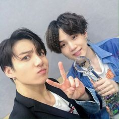 Okay, this is one of the limited Yoonkook selcas. So, look carefully Hoseok, Namjoon, Selca, Bts Maknae Line, Bts Fans, Bts Group, Bts Photo, Foto Bts, Bts Pictures