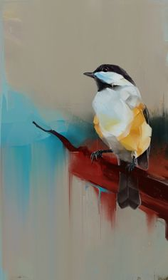 Birds by Denis Gonchar, via Behance