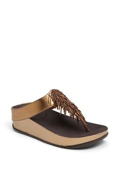 FitFlop 'Cha Cha™' Sandal available at #Nordstrom