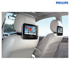 Philips 9' LCD Dual-Screen Portable DVD Player at 64% Savings off Retail!