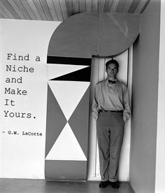 Find a niche and make it yours. #unique