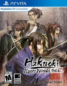 Idea Factory's Hakuōki Shinkai Game Gets PS4 Port