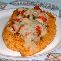 De Kooktips - Italiaanse kipschnitzel