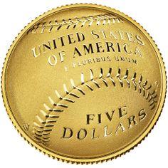 2014 National Baseball Hall of Fame Commemorative Coin