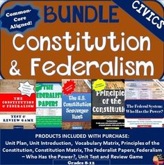 federalism united states constitution and civics This benchmark is annually evaluated on the civics end-of-course assessment  you'll explore the similarities and differences of the federal constitution of the united states and the state constitution of florida  us constitution, florida constitution, articles, amendments, florida, tutorial, civics, grade 7, federalism, preamble, state.