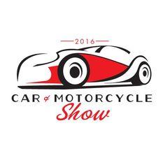Car Show Logo Custom Logo Design  Anamoglam  by AnamoglamDesign: