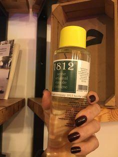 Original eau de cologne flower french classic EST 1812 paris