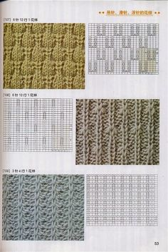 Victoria - Handmade Creations: Knitting - Plans and ideas Cable Knitting Patterns, Knitting Charts, Lace Knitting, Knitting Stitches, Knit Patterns, Knitting Socks, Stitch Patterns, Knit Crochet, Slip Stitch