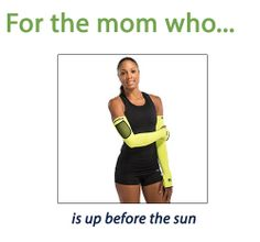 For the mom who is up before the sun
