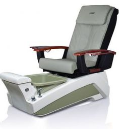 PSU NS 268 Pedicure Spa Chair    $1,785.00 Pedicure Spa Chair: Shiatsu massage system - rolling, tapping, kneading, multifunction Power seat - recline, forward,...