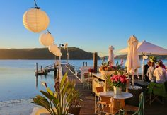 The Boathouse, Palm Beach | 18 Of The Prettiest Places To Eat By The Ocean In Sydney
