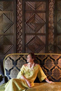 Stefano Scatà Food Lifestyle and Interiors photographer - La Mamounia Wooden Wall Panels, Wooden Walls, Marocco Interior, Riad Fes, Architecture Restaurant, Ceiling Murals, Wall Cladding, Wall Panelling, Indochine
