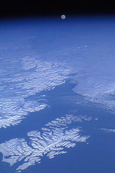 yes, I'd like to go here... Alaska Tours, Alaska Travel, Kodiak Alaska, Kodiak Island, Alaska The Last Frontier, Star Wars, Land Of The Free, Earth From Space, Birds Eye View