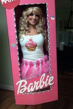 Barbie Carnavalskleding