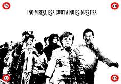 Solidaridad y postureo #Fotolitos