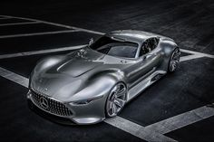 Mercedes-Benz AMG Vision Gran Turismo Visionary Super Sports Car