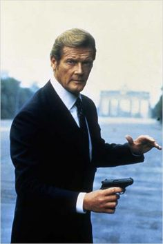 Octopussy : Roger Moore