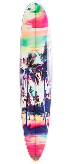 Longboard #SURFBOARDS_TITLE_MODEL_BY# Roxy #SURFBOARDS_TITLE_END# Quiksilver