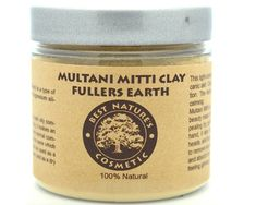 Multani Mitti Fullers Earth Clay to take by BestNaturesCosmetic