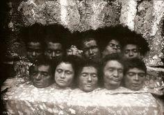 Cabeças do bando de Lampião em exposição em Ipanema, AL            samuel orisio