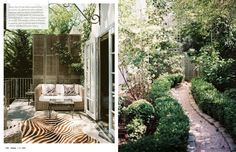 Lonny Magazine outdoor-spaces pin-me-this-pin-me-that
