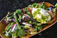 Recette salade - la salade d été, salade composee de l'oeuf