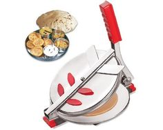 """We bring you this Puri and Chappati maker that will save your time in the kitchen. Made with advanced technology that enables you to prepare your daily food with fun and ease. For the home-makers, its an essential tool. You don't need to depend on others for Chappati and Puri, everything is at your fingertips now! Say """"Bye"""" to your house-mid"""