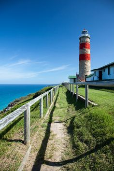 The Cape Moreton Lighthouse by Janne Lemmetti, via 500px