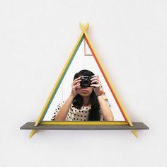 Chiaozza : A-Frame Mirrors