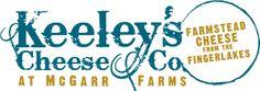 Keeley's Signature Farmstead Cheese