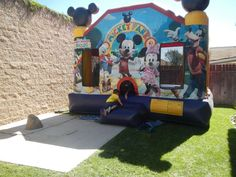 Mickey Mouse Clubhouse Birthday Party Ideas | Photo 2 of 29 | Catch My Party