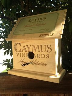 cassette vino riciclo on Pinterest | Wine Crates, Wine Boxes and ...