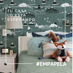 #empapelado #revestimeinto #vestidor de ideas #papeldeparede #empapelados #estampas #Papéis de Parede