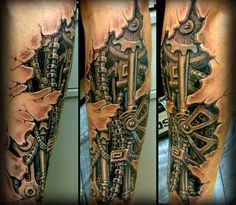 biomechanical-tattoo-idea.jpg (736×640)