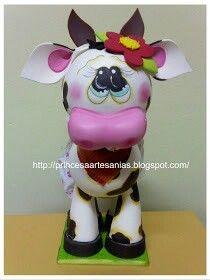Otra vaca frente