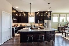The Kennessey - Kitchen