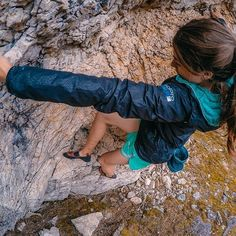 Gaby James working a boulder problem high in the Canadian alpine Camera Shop, Action Photography, Beautiful Yoga, Fit Board Workouts, And So The Adventure Begins, Gopro Hero, Summer Photos, Our Girl, Bouldering